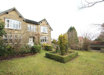 Thumbnail 4 bed detached house for sale in Inglenook, 150 Woodside Road, Beaumont Park, Hudderfield, West Yorkshire