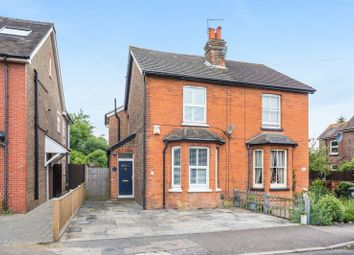 Thumbnail 4 bed semi-detached house for sale in Lumley Road, Horley, Surrey
