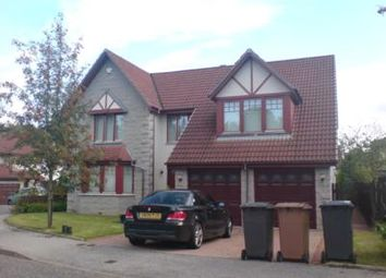 Thumbnail 4 bed detached house to rent in Macaulay Gardens, Aberdeen AB15,