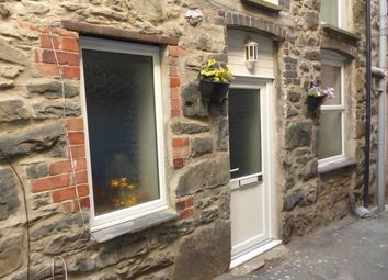 Thumbnail 2 bedroom cottage for sale in 6 Tai Isaf, Bennar Lane, Barmouth