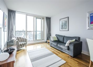 Thumbnail 1 bedroom flat for sale in Westcliffe Apartments, 1 South Wharf Road, London