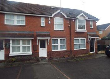 Thumbnail 3 bed terraced house for sale in Tideswell Close, Coventry, West Midlands