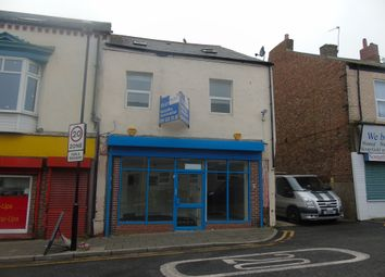 Thumbnail Retail premises for sale in Rudyerd Street, North Shields