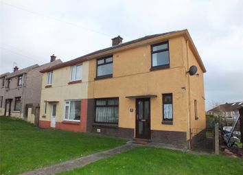 Thumbnail 3 bed semi-detached house for sale in Observatory Avenue, Hakin, Milford Haven
