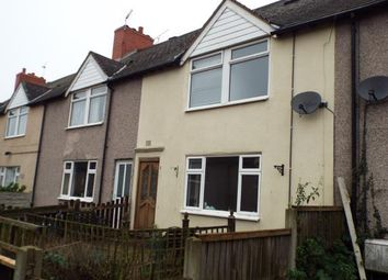 Thumbnail 3 bed terraced house for sale in Second Avenue, Forest Town, Mansfield, Nottinghamshire