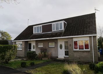 Thumbnail 2 bed semi-detached house to rent in Castlebank Gardens, Cupar