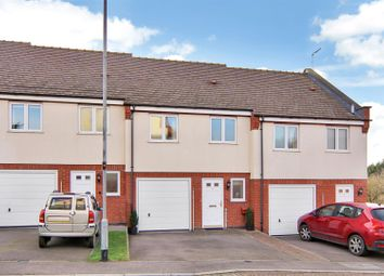 Thumbnail 3 bed town house for sale in Navigation Close, Melton Mowbray