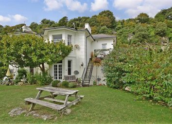 Thumbnail 1 bed flat for sale in The Pitts, Bonchurch, Ventnor, Isle Of Wight
