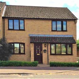 Thumbnail 3 bed semi-detached house for sale in St Davids Close, Long Stratton, Norwich