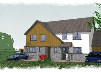 Thumbnail 3 bed semi-detached house for sale in Pencaemawr, Penegoes, Machynlleth