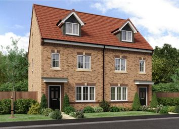 "Thumbnail 4 bed semi-detached house for sale in ""Rolland"" at Joe Lane, Catterall, Preston"