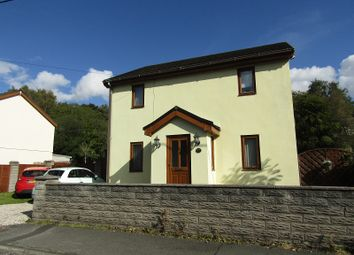 Thumbnail 3 bed detached house for sale in Llys Twrch, Lower Cwmtwrch, Swansea.