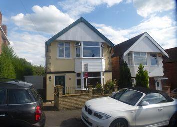Thumbnail 3 bed detached house for sale in Belper Avenue, Carlton, Nottingham