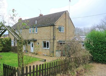 Thumbnail 3 bed semi-detached house for sale in Stamford Road, Lound, Bourne, Lincolnshire