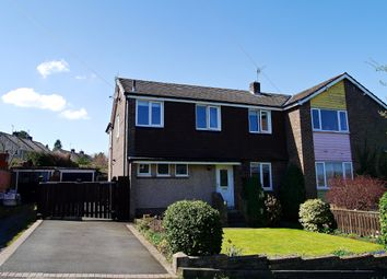 Thumbnail Semi-detached house for sale in West Hextol, Hexham