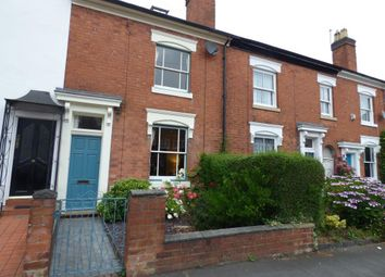 Thumbnail 4 bedroom terraced house for sale in Clarence Road, Harborne, Birmingham