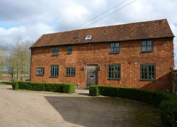 Thumbnail 3 bed barn conversion to rent in Maynes Hill Barn, Aylesbury Road, Hoggeston, Winslow