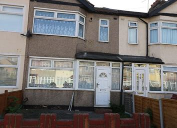 Thumbnail 3 bed terraced house to rent in Waverly Road, Rainham, Essex, London