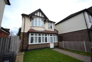 Thumbnail 4 bed detached house for sale in Norbury Crescent, London