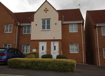 Thumbnail 2 bedroom flat for sale in Cookson Road, Leicester