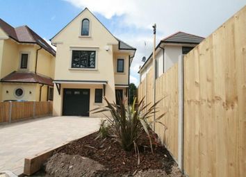 Thumbnail 4 bed detached house for sale in St. Peters Road, Lower Parkstone, Poole