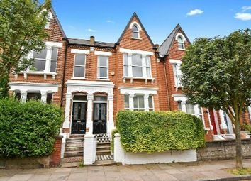 Thumbnail 4 bed terraced house for sale in Dresden Road, London