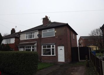 Thumbnail 2 bed semi-detached house for sale in Marina Road, Bredbury, Stockport, Greater Manchester