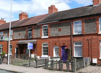 Thumbnail 3 bedroom terraced house to rent in Millstone Lane, Nantwich, Cheshire