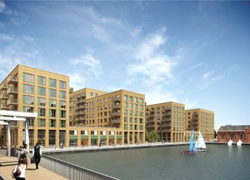 Thumbnail Business park to let in Royal Albert Wharf, Royal Docks