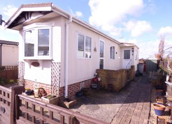 Thumbnail 2 bed mobile/park home for sale in Longacre Park, Maypole Lane, Yapton, Arundel
