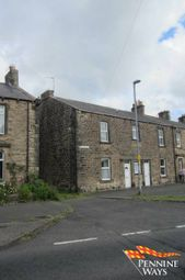 Thumbnail 1 bed terraced house for sale in West Road, Haltwhistle