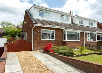 Thumbnail 3 bedroom semi-detached house for sale in Seaford Road, Bolton, Greater Manchester