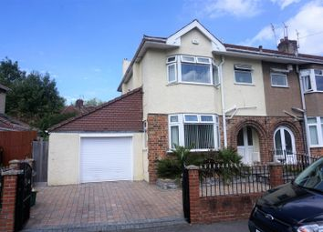 Thumbnail 3 bed end terrace house for sale in Hulse Road, Brislington, Bristol