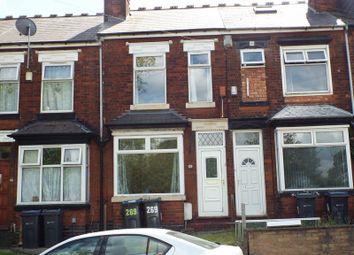 Thumbnail 3 bed terraced house for sale in Warwards Lane, Selly Oak, Birmingham