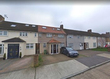 Thumbnail 3 bed terraced house to rent in Elizabeth Close, Romford