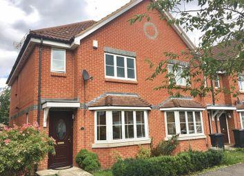 Thumbnail 3 bedroom end terrace house for sale in Purdom Road, Welwyn Garden City