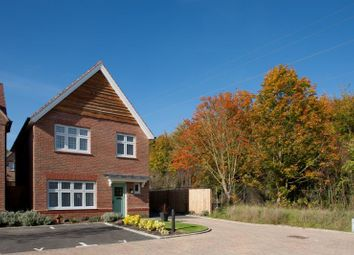 Thumbnail 3 bedroom detached house for sale in Cobden Gardens, Cambridge Road, Hauxton