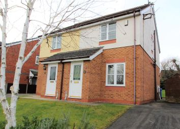 Thumbnail 2 bed property to rent in Blackbrook Drive, Ruabon, Wrexham