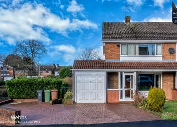 3 bed semi-detached house for sale in Ambergate Close, Bloxwich, Walsall WS3