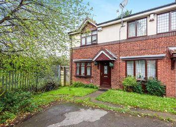 Thumbnail 2 bedroom end terrace house for sale in Britannia Road, Poppyfields, Bescot, Walsall