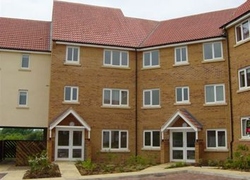 Thumbnail 1 bed flat to rent in Creswell Place, Rugby, Warwickshire
