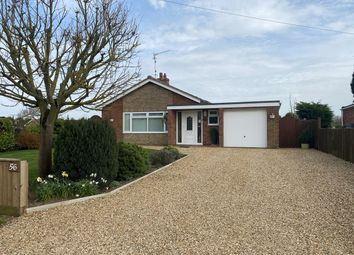 Thumbnail 3 bed detached bungalow for sale in Watlington Road, Runcton Holme, King's Lynn