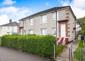 Thumbnail 1 bed flat for sale in Forge Street, Royston, Glasgow