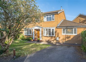 Thumbnail 5 bed detached house for sale in Aire Road, Wetherby, West Yorkshire