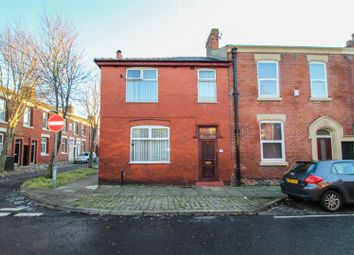 Thumbnail 3 bedroom end terrace house for sale in Trafford Street, Preston
