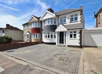 Thumbnail 5 bedroom semi-detached house for sale in Axminster Crescent, Welling