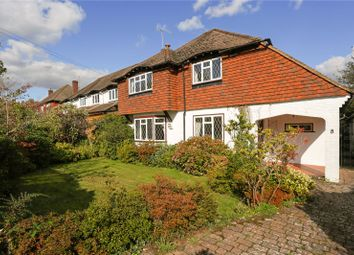 Thumbnail 3 bed detached house for sale in Bounds Oak Way, Tunbridge Wells, Kent
