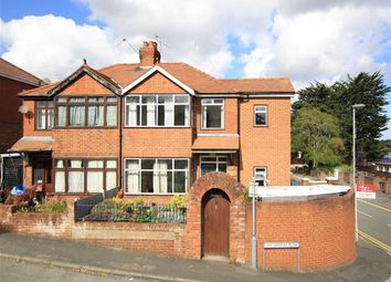 Thumbnail 3 bed semi-detached house for sale in North Road, Holywell, Flintshire