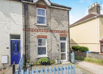 Thumbnail 2 bedroom end terrace house for sale in Elizabeth Road, Poole