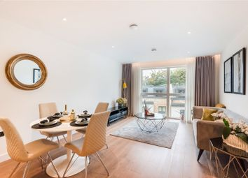 Thumbnail 2 bedroom flat to rent in Cawthorn Apartments, 86 Fulham High Street, Fulham, London